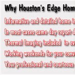 Houstons Edge Home Inspection Logo