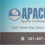 Apache Overhead Doors Cover Photo