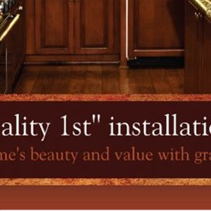 Quality 1st Installations Logo