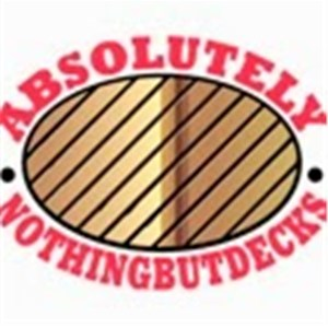 Absolutely Nothing but decks Logo