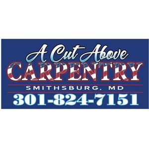A Cut Above Carpentry Logo