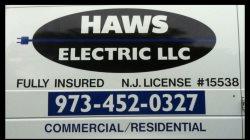 Haws Electric LLC Logo