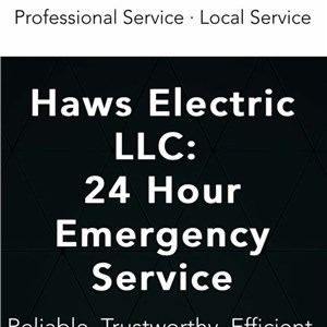 Haws Electric LLC Logo