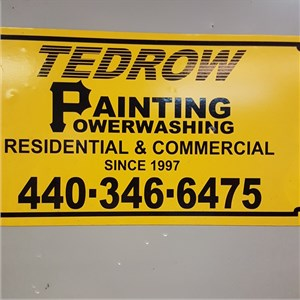 Tedrow Painting Cover Photo