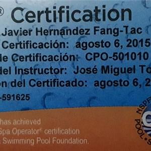 J & J Pool Services Logo