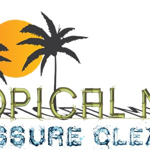 Tropical Mist Pressure Cleaning Logo