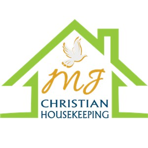 MJ Christian Housekeeping Service Logo