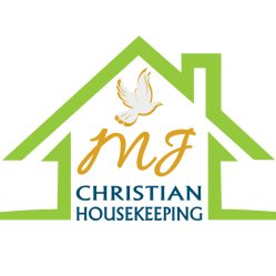 MJ Christian Housekeeping Logo