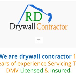RDM building llc Logo