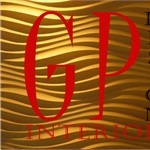 GP Interior Design Logo