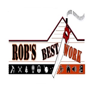 Robs Best Work Logo