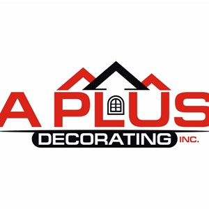 A Plus Decorating Inc. Logo