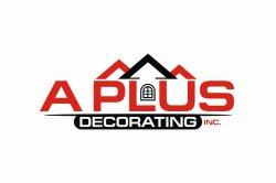 A Plus Decorating Inc. Logo