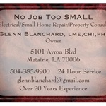 No Job Too Small Logo