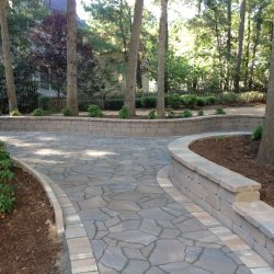 nicolas hardscapes drainage llc in raleigh north carolina