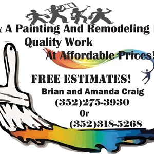 B & A Painting and Remodeling Cover Photo