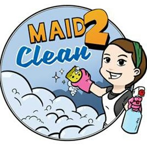 Maid 2 Clean Logo