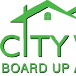 Citywide Board Up and Glass,co Logo
