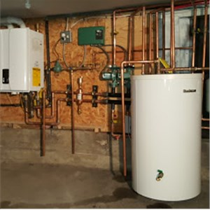 Manatuck Heating AND AIR Conditioning,inc Logo