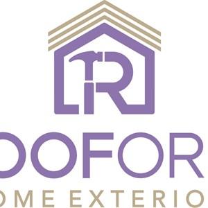 Rooforia Home Exteriors Logo