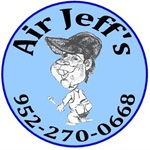Jeffs Heating & Air Cond Logo