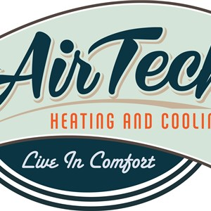 Airtech Heating & Cooling Logo