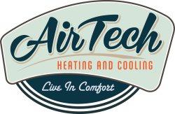 Airtech Heating & Cooling Logo