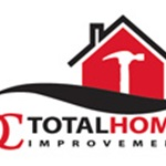 Cc Total Home Roofing Logo