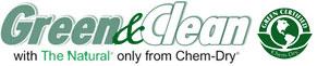 Mitchells Chem-dry Logo