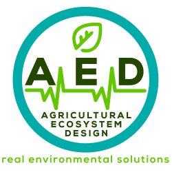 Agricultural Ecosystem Design Logo