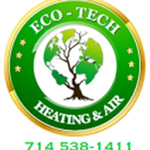 Eco-Tech Heating & Air Inc. Logo