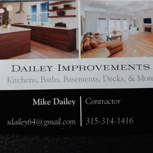 Dailey Improvenents Logo