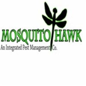 Mosquito Hawk Pest Control Logo