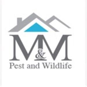 M&M Pest And Wildlife  Logo