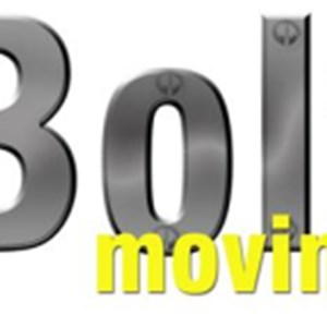 Bolt Moving Logo