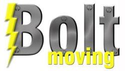 Bolt Moving Logo
