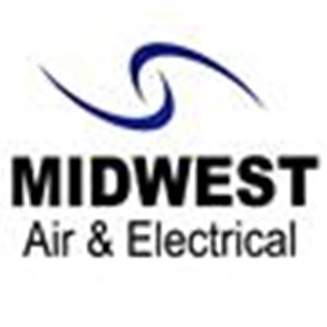 Midwest Air & Electrical Logo
