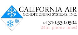 California Air Conditioning Systems Logo