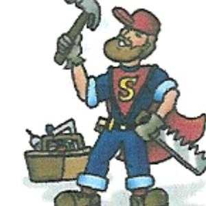 Mike Spencer Handyman Logo