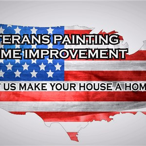 Veterans Painting & Home Improvement, LLC Logo