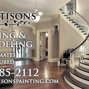 Artisons Painting And Remodeling Logo