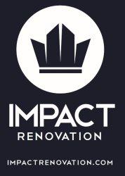 Impact Construction Group Logo