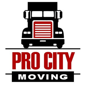Pro City Moving Logo