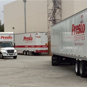 Presto Logistics, Inc. Logo