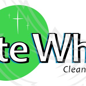 Brite White Cleaning Service Logo