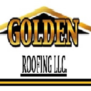 Golden Roofing, LLC Logo