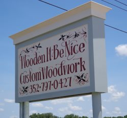 Wooden It Be Nice/Artisans Attic Logo