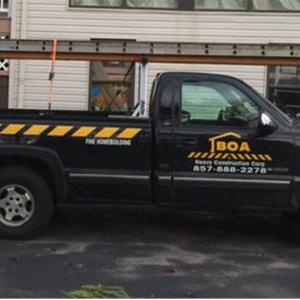 Boa Construction Corp Logo