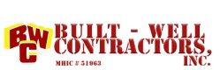 Built-well Contractors Inc. Logo