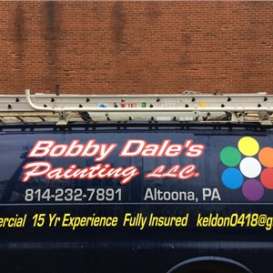 Bobby Dales Painting And Lawncare Logo